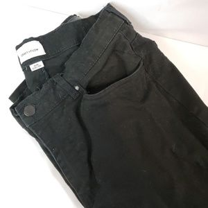 Craft and Flow mens black brushed Jean's 32x30